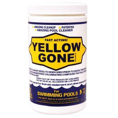 Yellow Gone 2LB, Multicolor
