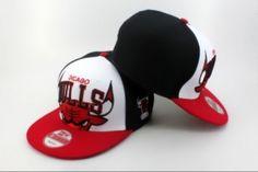481afc6d28 Casquette NBA Chicago Bulls Snapback Noir Blanc Rouge New Era 2 : Casquette  Pas Cher Wholesale · Wholesale HatsWholesale ...