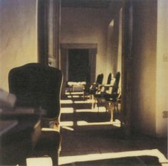 Cy Twombly's Photographs of Interiors: 1951-2007; Rome, Gaeta & NYC; His Own Homes & Studios