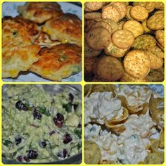 Life in my Kitchen...and beyond: Countdown to 2015: Snacks and Appetizers