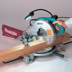 Portable table top electric Mitre Saw, suitable for cutting mitres and bevels within wood, plastic or aluminium. Hire today from Hire Station.