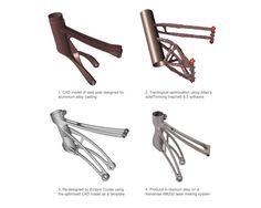 [Dossier 1/3] Vélo et impression 3D : conception