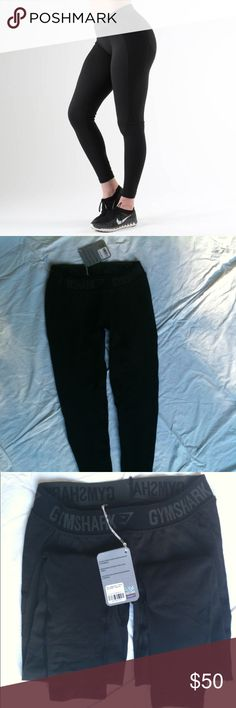 Gymshark Flex Leggings in Black Marl M Brand New (never worn, with tags) Gymshark Flex Leggings in Black Marl/Black (size M). Currently sold out, shipping from the US. Bought directly from the Gymshark website (I can send you a screenshot of the purchase confirmation email). Gymshark Pants Leggings