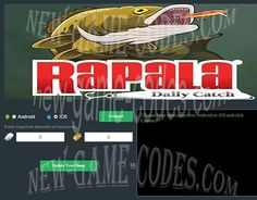 """Check out new work on my @Behance portfolio: """"Rapala Fishing Daily Catch Hack Cheats"""" http://be.net/gallery/33862940/Rapala-Fishing-Daily-Catch-Hack-Cheats"""