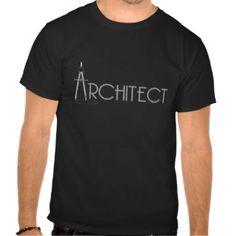 Architect Tee Shirts