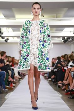 New York Womenswear S/S 2015  Oscar de la Renta