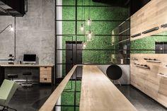 Leidmann Shop for designer glasses - Maximilianstr. / Munich - ClassiCon furniture: SELENE