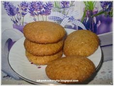 "Takarékos konyha: Citromos-levendulás keksz ""Ízőrzők"" Halimba Muffin, Drinks, Breakfast, Food, Drinking, Morning Coffee, Beverages, Essen, Muffins"