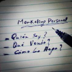 Mis #apuntes sobre #marketigpersonal la base de nuestro #negocio #online para saber más detalles ingresa en... www.welingtondesosa.com o... www.tamaywili.com te esperamos!!