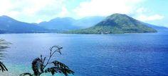 Pulau Maitara dan Tidore - Ternate