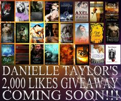 Giveaways Galore! Danielle Taylor, Tina Pollick & more!