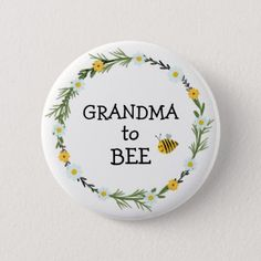 Big Sister to Bee Baby Shower Button - baby gifts giftidea diy unique cute Theme Harry Potter, Mommy To Bee, Star Baby Showers, Bee Theme, Baby Shower Games, Baby Shower Crafts, Diy Baby Shower Decorations, Blog, Button