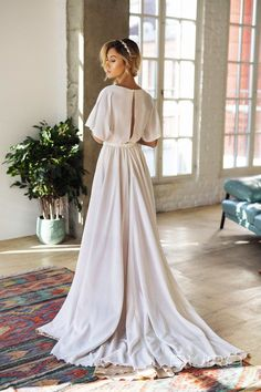 Modest wedding dress 'DESIRE' from the new AURA line by AlexVeil Bridal Source by zvitkovsk Wedding Dress Black, Modest Wedding Dresses, Perfect Wedding Dress, Designer Wedding Dresses, Bridal Dresses, Wedding Gowns, Dream Wedding, Wedding Day, Wedding Outfits