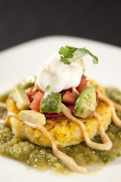 Sweet Corn Tamale Cakes Recipe - Food.com, copycat recipe from the Cheesecake Factory