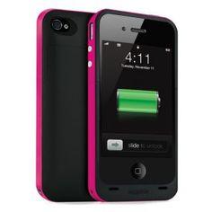 Mophie Juice Pack Plus til iPhone 4 og 4S