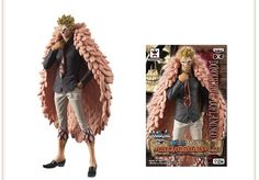 13.29$  Buy now - http://alimb5.shopchina.info/go.php?t=32760393442 - 18cm One piece Donquixote Doflamingo Action Figure PVC Collection Model toys brinquedos for christmas gift with retail box  #magazineonlinewebsite