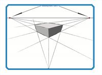 Three Point Perspective-How to Use Linear Perspective - Repin this.