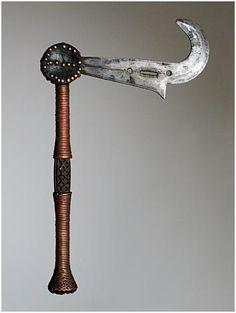 Yakoma axe - congo