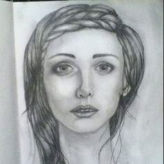 Graphite on paper by Michelle Hotchkiss. Copyright protected.