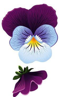 pansy decoupage mod podge pinterest pansies clip art and rh pinterest com pansy clipart free clipart pansy flowers