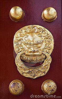 Imperial Door Temple of Heaven Beijing China