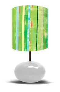 Going Green Lamp