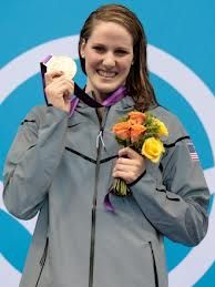 Missy Franklin... You're just amazing