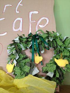 jenni - easter wreath