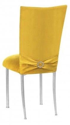 Hello, yellow.    Chameleon Chair Collection  Cincinnati Wedding Planner