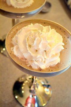 Baileys & coffee milkshake