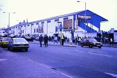 Former home of St Johnstone FC. Dundee Fc, St Johnstone, Perth Scotland, Nostalgic Pictures, Football Stadiums, Great Britain, Paisley Scotland, Saints, The Past