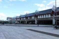 NS station Almere Centrum