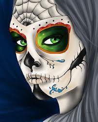 mexican skull art tumblr - Google Search