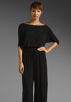 RACHEL PALLY Heathcliff Jumpsuit in Black at Revolve Clothing - Free Shipping!