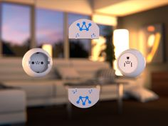 Crownstone, the smart power outlet that recognizes you and your devices