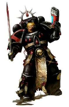 Warhammer 40k Blood Angel  Space Marine Imperium