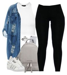 cute sassy comfortable outfit with converse or adidas shoes