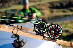 Photo gallery of Einarsson Fly Fishing Reels Fishing Reels, Fly Fishing, Iceland, Alaska, Photo Galleries, Gallery, Ice Land, Roof Rack, Fly Tying