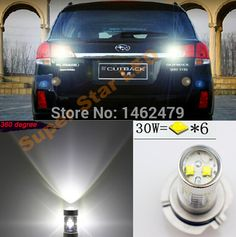 subaru impreza fog light cover