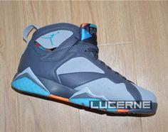 c249941b8fe Air Jordan 7 Bobcats - Sneaker Bar Detroit Air Jordans
