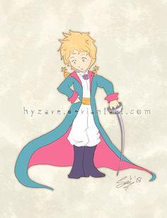 Resultado de imagen para the little prince digital art