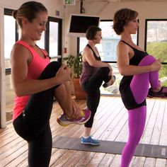 Torch Calories With This 10-Minute, Total-Body Toner.  Not super difficult, but some interesting moves.