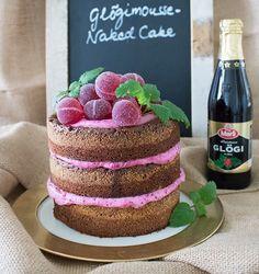 Marli Glögi - Glögimousse Naked Cake