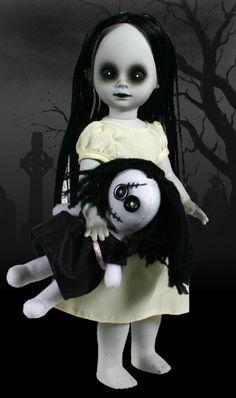 Living dead dolls...Lost Series 8 white dress