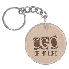 CEO of My Life Keychain