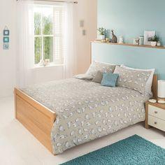 George Home Mini Hares Duvet Set | Bedding | ASDA direct
