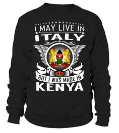 I May Live in Italy But I Was Made in Kenya #Kenya