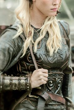 "vikings-shieldmaiden:  Thorunn   |  Vikings 3.01 ""Mercenary"" 