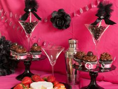 Glamorous Girls Night Out Party Ideas