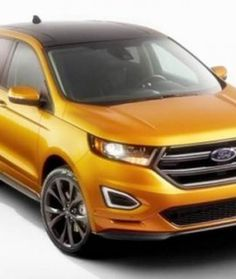 2017 Ford Edge Redesign